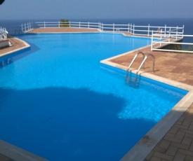 House Terrace on the Sea