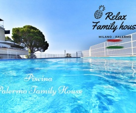 Palermo relax family house