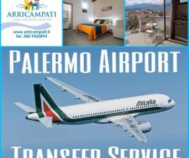 Arricàmpati Airport Rooms