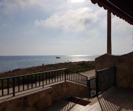 casa fronte mare puro relax