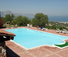 Holiday Home in Collesano with Pool